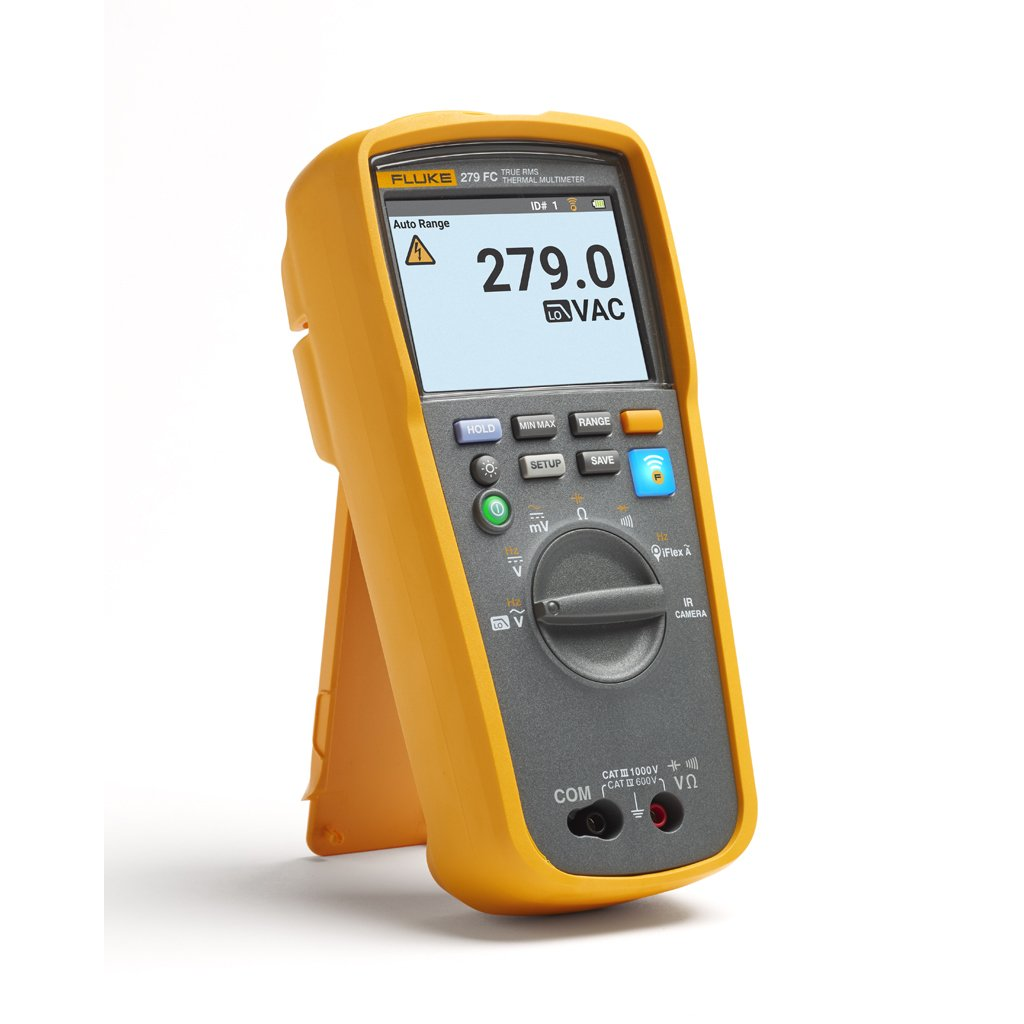 Fluke 279FC Thermal Imaging Multimeter Gallery Image