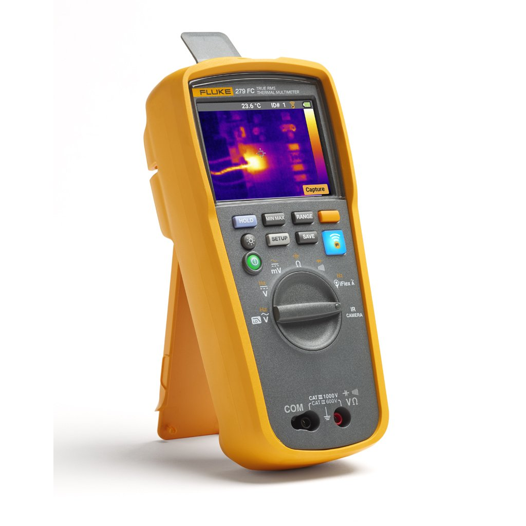 Fluke 279FC Thermal Imaging Multimeter