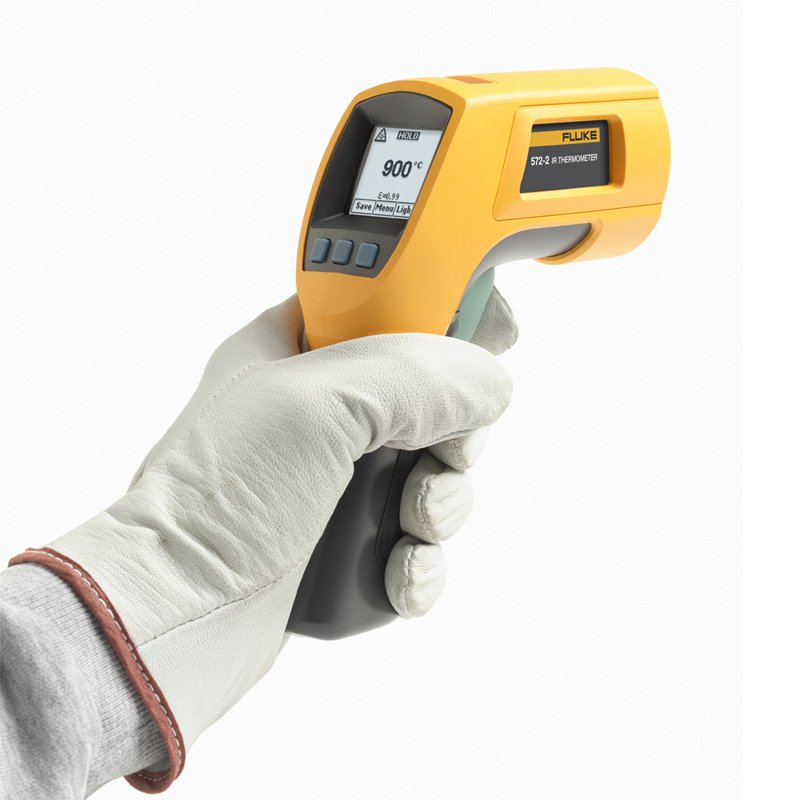 Fluke 572-2 High Temperature IR Thermometer Gallery Image