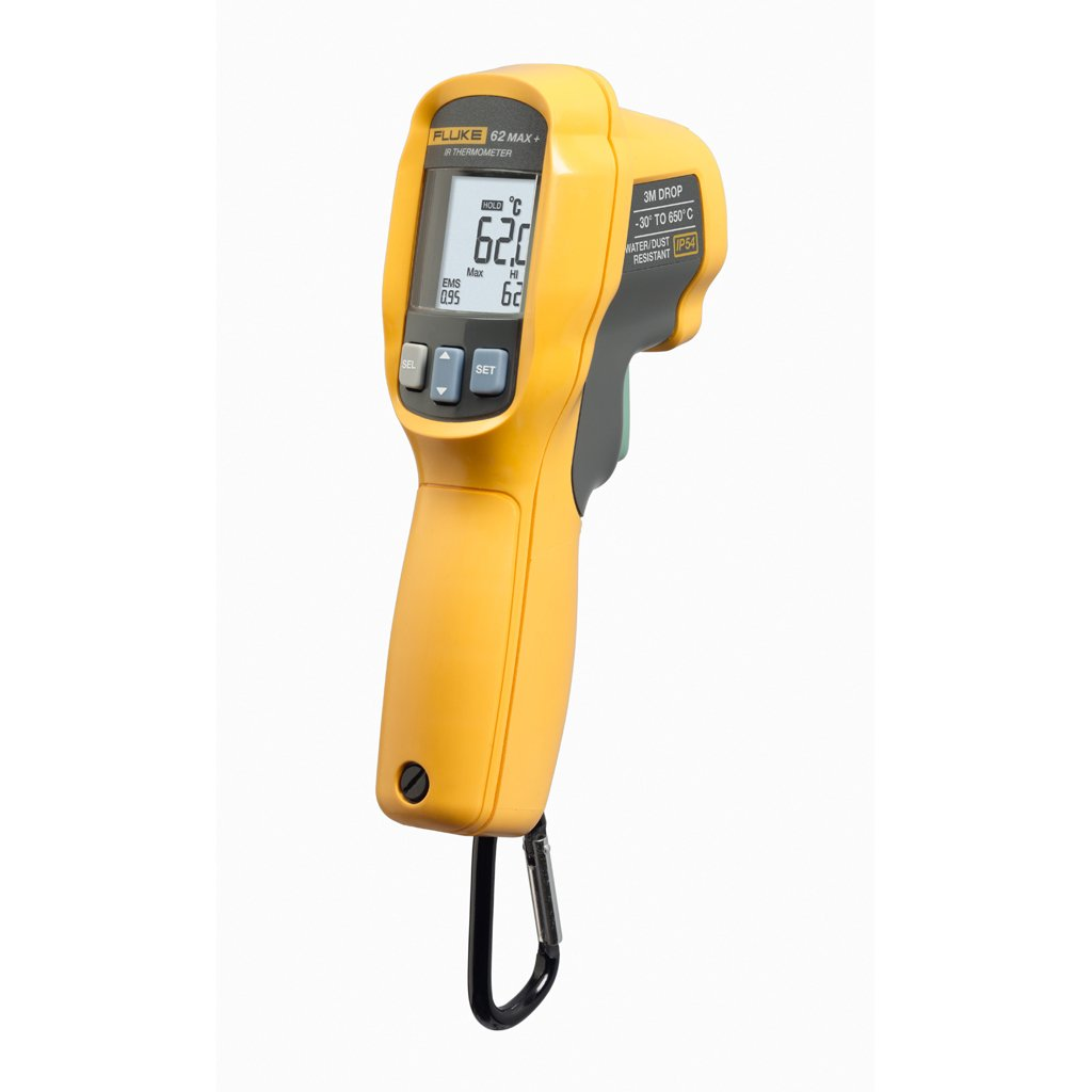 Fluke 62 MAX + IR Thermometer Gallery Image