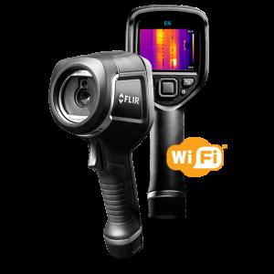 FLIR E6xt IR Camera with MSX