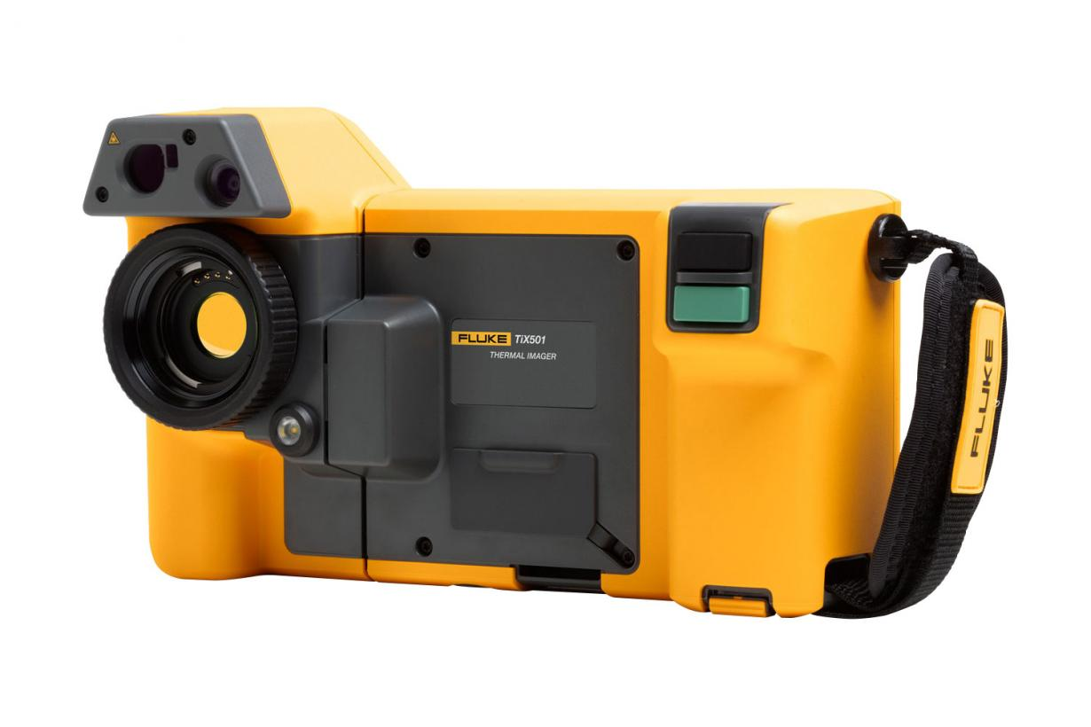 Fluke TiX501 9Hz Thermal Camera